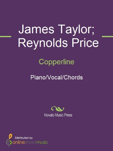 Copperline Kindle Edition By James Taylor Reynolds Price Arts