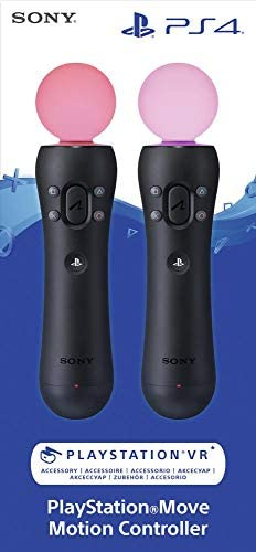 Sony - PlayStation VR Move Doble Pack (PS4): Sony: Amazon.es ...