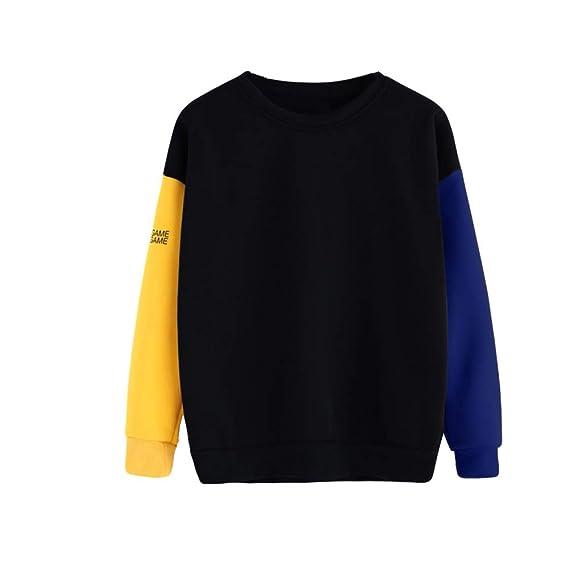 ❀Moda 2052 Moda Mujer Comprar De Vestir Rebajas Ropa Moda,Camiseta De Manga Larga