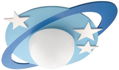 Plafoniera Cameretta Bambino : Philips cronos lampada da soffitto lampadina alogena blu bianco
