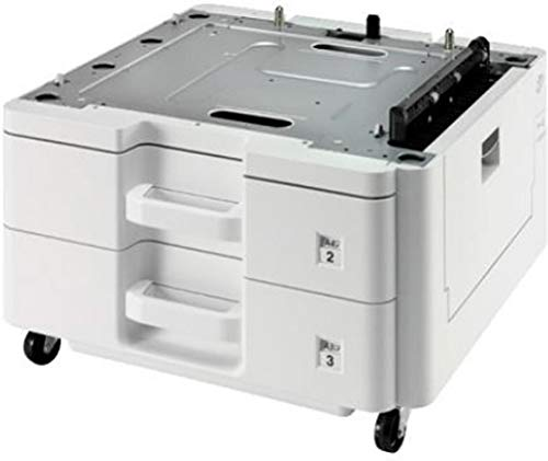 Kyocera 1203NN2US0 Model PF-471 Double 500-Sheet Paper Feeder and Cabinet; For use with FS-C8520MFP, FS-C8525MFP, FS-6525MFP, FS-6530MFP, M4132idn, M4125idn, M8124cidn, M8130cidn and Others Printers by Generic (Image #1)