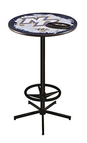 (Holland Bar Stool Co. NHL Jersey Devils Officially Licensed Pub Table, 36