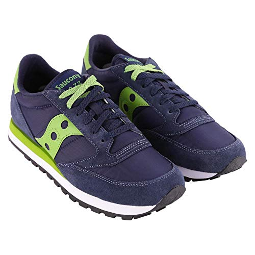 Jazz 7 Sneakers In Nylon E Camoscio Saucony 65Opxqp