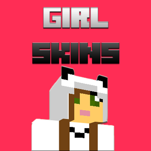 Girl Skins For Minecraft Pro - Multiplayer Skin Textures To Change Your Gamer Minecraft Skin (Minecraft Skins For Pc)