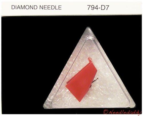 Neuf Pfanstiehl Aiguille platine stylet 794-d7pour Kenwood N-68V-68N68V68 TacParts
