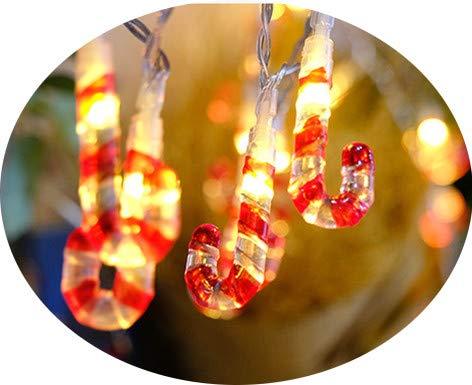 Candy Cane Garden Lights