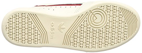 Casbla 000 Hommes De Scarlet 80 Adidas Blanc Continental Chaussures tinbla Sport xqxYUw85v