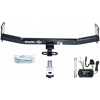 Amazoncom DrawTite Trailer Hitch Wire Kit Fits Jeep Patriot