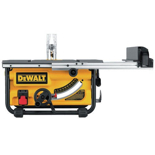 DEWALT DW745 15 Amp 10 in. Compact Job Site Table Saw