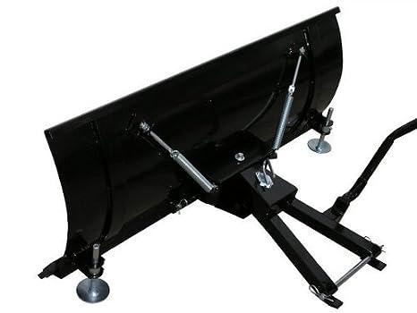 Quitanieves (118 x 50 cm para 102 cm Viking mt6112 C Césped ...