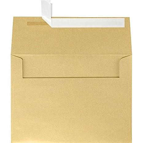 amazon com a6 invitation envelopes 4 3 4 x 6 1 2 blonde light