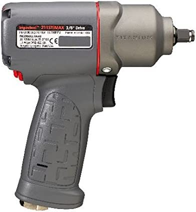 best air impact wrench: Ingersoll Rand 2115TiMAX 3/8-Inch Impactool