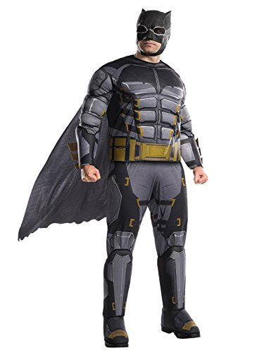 Rubie's Costume Co Men's Tactical Batman Adult Deluxe Costume, As Shown, Plus ()