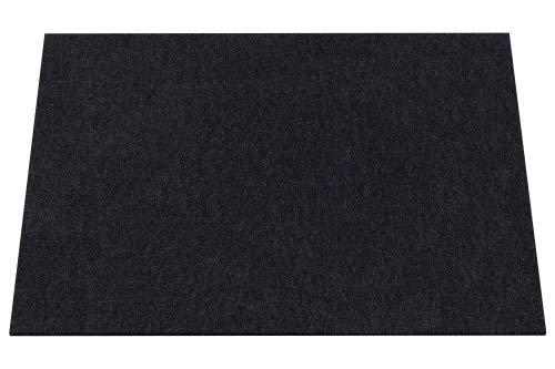 Metz Filzuntersetzer 35x45cm anthrazit