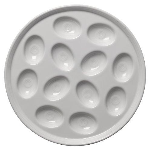 Fiesta 11-Inch Egg Tray, White