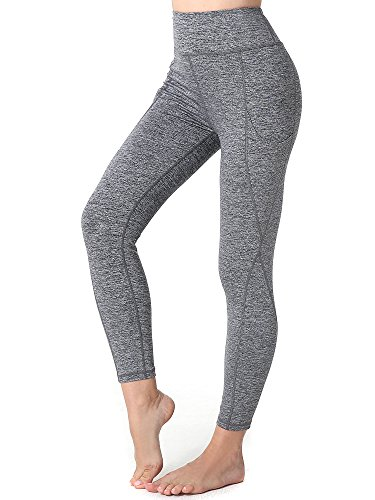 Yoga Pants for Women,Athmile Workout Running Dry Wicking Women Yoga Capris Leggings