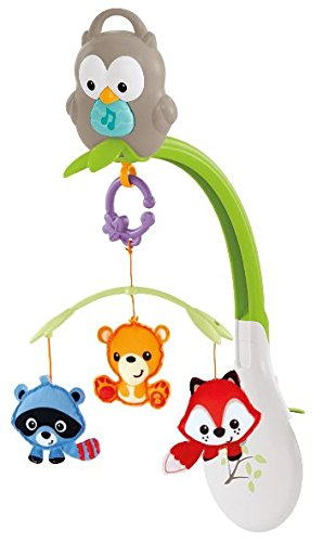 Fisher-Price Woodland Friends 3-in-1 Musical - Woodland Stores Mall