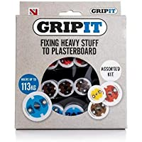 Grip It GSTARTKIT-001 Kit Variado pladur de GripIt