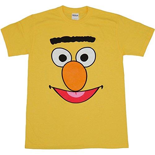 Sesame Street Bert Face T Shirt