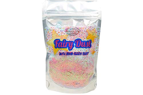 FAIRY DUST Bath Bomb Dust, 6 oz Bag, Bath Bomb, Unicorn Dust, Pixie Dust, Bath Bomb Powder, Party Favor Gifts, Fizzy Dust, Monster Farts