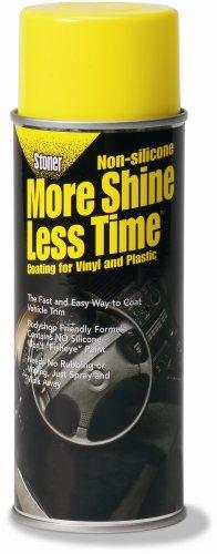 Stoner Car Care More Shine Non-Silicone Tire Protectant - 9 oz, 91073 (Non Silicone Tire)