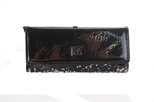 Sequin Brooke Black Black NZWmdmnwGN Evening Style amp; Clutch qxTwSwRa
