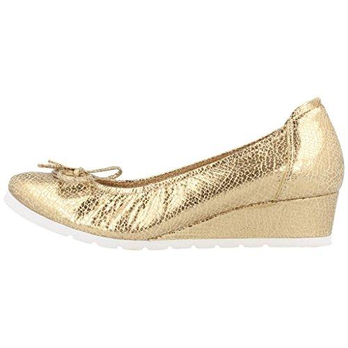 Color Gold Zapatos SABRINAS Marca para Zapatos Gold Modelo 60251 Bailarina para Gold Bailarina SABRINAS Mujer Mujer 6tq6rf
