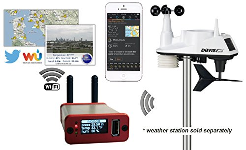 Ambient WeatherBridgePro WiFi / 4G Cellular Internet Appl...
