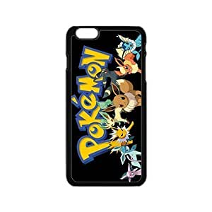 Anime cartoon Pokemon Cell Phone Case for Iphone 6