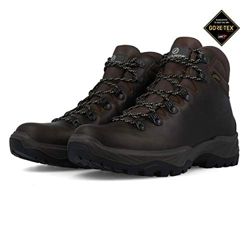 SCARPA Terra Gore-TEX Walking Boots - SS19-8 - Brown