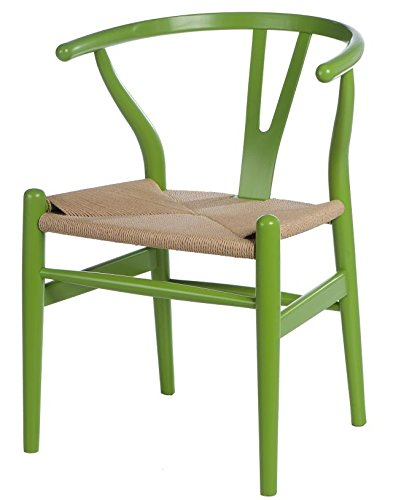 sessel stuhl replik ch24 y chair wishbone hans wegner designer vetrostyle gruen - Stuhl Replik