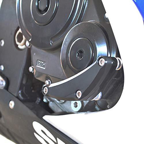 TOOGOO Motociclo Protezione del Motore del Coperchio del Motore Protezione dello Statore del Motore per Gsxr600 Gsxr750 Gsxr 750 Gsxr 600 2006-2010