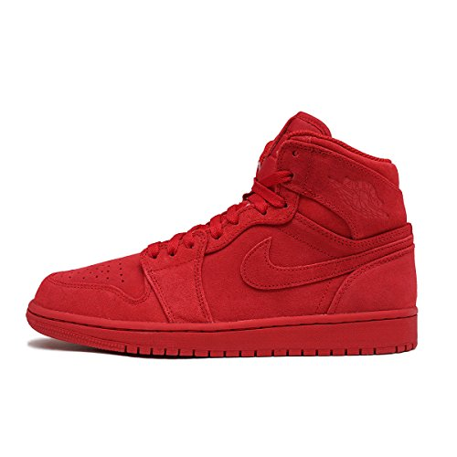 Divers Retro Gym Gymnastique Air 1 High Jordan OG Nike Red Gym de Red Homme Noir Chaussures t71qxAnw