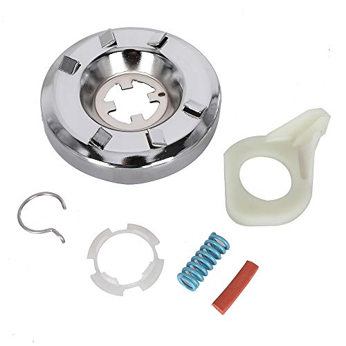 285785 Washer Clutch Assembly Replacement for Whirlpool Kenmore Kitchenaid Estate Roper Washing Replace # AP3094537 PS334641 285331 3351342 3946794 3951311