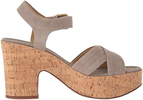 Wedge Flaire Sandal Damen Taupe Splendid U1qZFZ