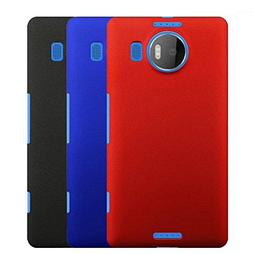 5 opinioni per (3 in 1 Set) Dolextech Gel case cover for Microsoft Lumia 950 XL Smartphone