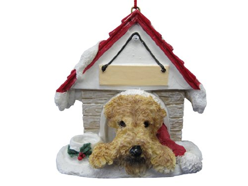 Airedale Terrier Dog Doghouse