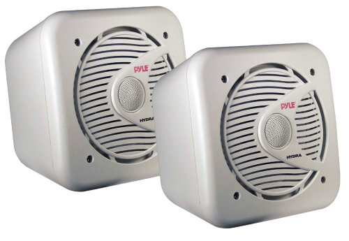 Pyle PLMR63 Water Resistant Marine Speakers