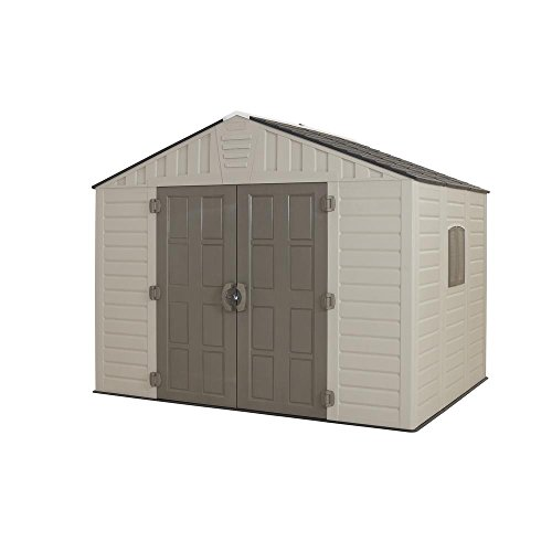 US Leisure 10 ft. x 8 ft. Keter Stronghold Resin Storage - Us Resin