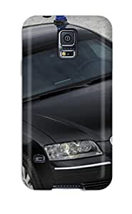 Crystle Marion's Shop 4832689K18791387 Defender Case For Galaxy S5, Audi A8 10 Pattern