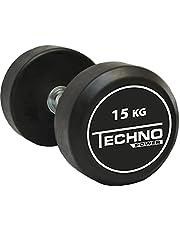Techno Power Profesyonel 15 KG Dumbell / Çift
