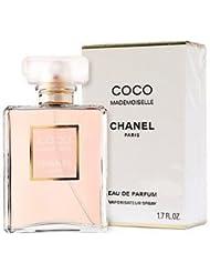 Brand new C . H . A . N . E . L Coco Mademoiselle Eau De Parfum (EDP) Spray for Woman in Retail Packaging 1.7 OZ/ 50 ml.