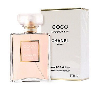 Brand new C . H . A . N . E . L Coco Mademoiselle Eau De Parfum (EDP) Spray for Woman in Retail Packaging 1.7 OZ/ 50 ml.