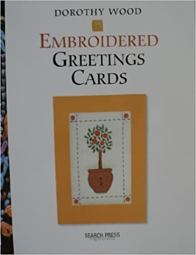 Embroidered greetings cards handmade handmade greetings card embroidered greetings cards handmade handmade greetings card dorothy wood 9781903975794 amazon books m4hsunfo