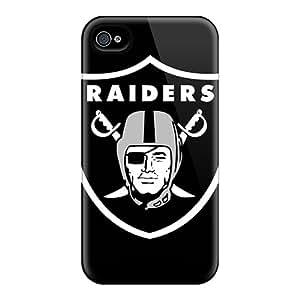 AaronBlanchette Iphone 6 Bumper Hard Phone Case Unique Design Vivid Oakland Raiders Series [gEK17569gXex]