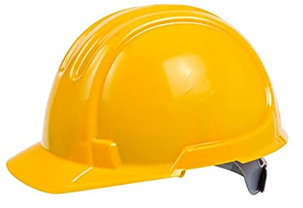 Buey ox-s245002 estándar casco de seguridad, color amarillo