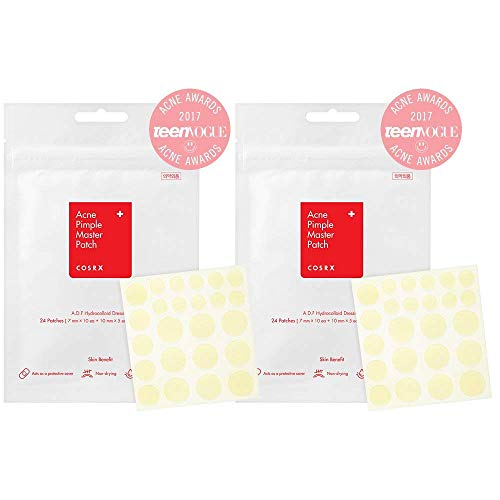 Cosrx Acne Pimple Master 24 Patches x 2 Sheets