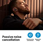 Sennheiser CX 400BT True Wireless Earbuds – Bluetooth in-Ear Headphones for Music and Calls – Noise Cancellation, Long…