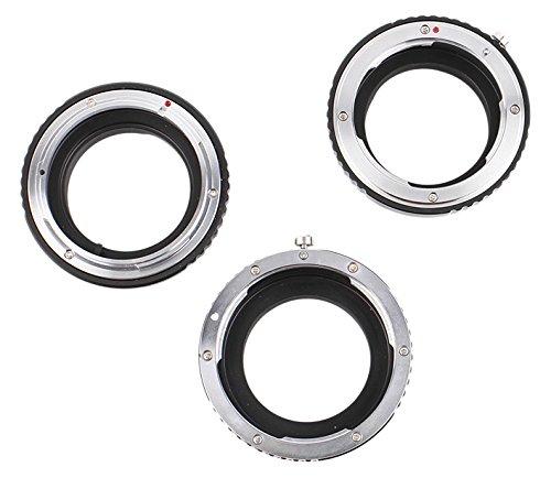 Techart Pro TE0015-Contax C/Y Lens to Leica M Converter, Black