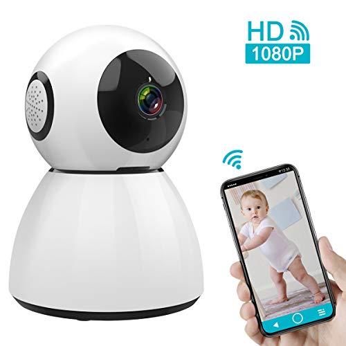 M Way Wireless Indoor Pan/Tilt/Zoom Home Security Camera Review